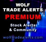 Wolf Trade Alerts Premium - Monthly Subscription